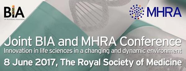 BIA MHRA conference