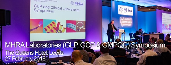 MHRA Laboratories Symposium