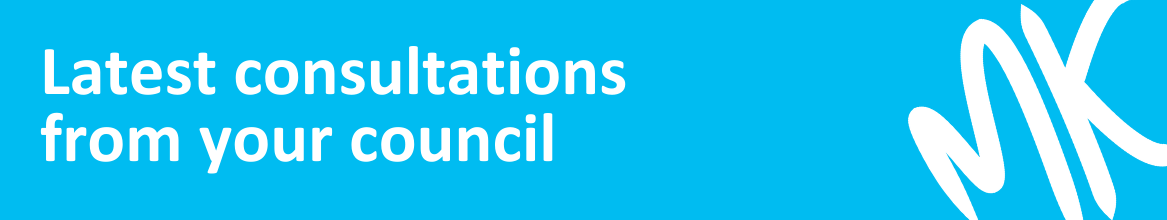 Latest consultations from your council