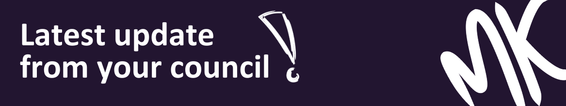Latest update from your council