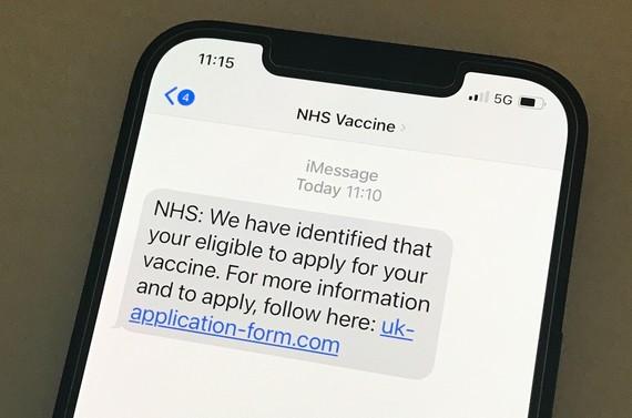 COVID-19 vaccination scam alert