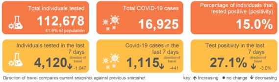 COVID-19 Snapshot 28.01