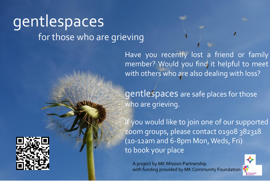 Free online bereavement support groups