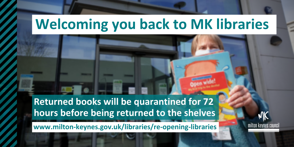 Welcome back to MK's libraries