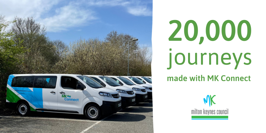 FINAL - MK Connect 20,000 journeys