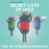 Secret Lives of Mice citizen science project