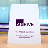 Revision of the ARRIVE guidelines