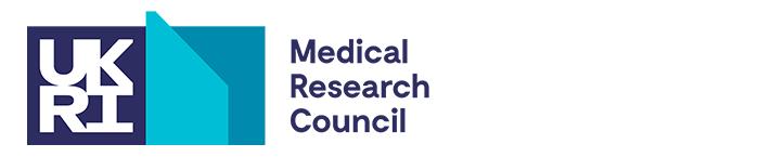 UKRI MRC 2019 logo header