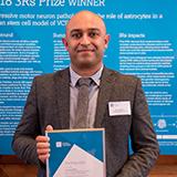 2018 International 3Rs Prize winner Professor Rickie Patani