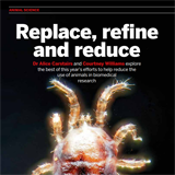 Replace, refine and reduce