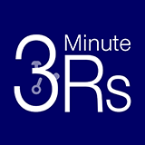 3 Minute 3Rs podcast