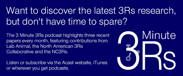 """3 Minute 3Rs"" podcast"