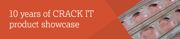 10 years of CRACK IT product showcase: InPulse