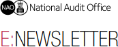 national audit office - e-newsletter