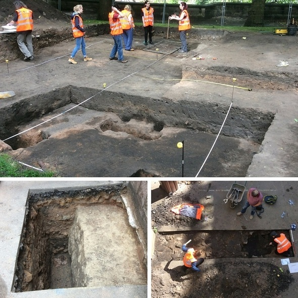 Excavation composite