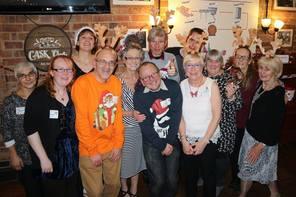 Brewhouse volunteers