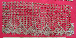 Lace sample