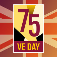 VE Day Poster