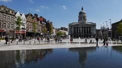 Nottingham City Centre