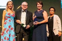 DRS wins top award