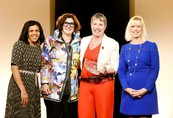 DRS' Managing Director wins at Women of the Year Awards