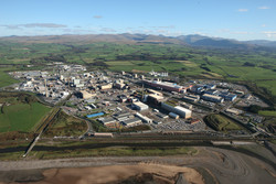 Sellafield Ltd's Geospatial and Strategic Spatial Planning team