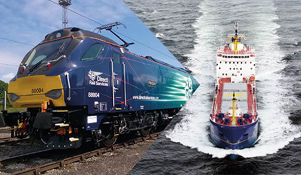 INS_DRS - Ship_Train