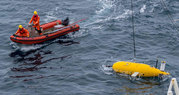 Boaty McBoatface being recovered