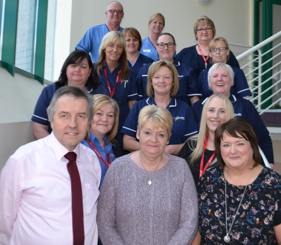 Cumbernauld locality team