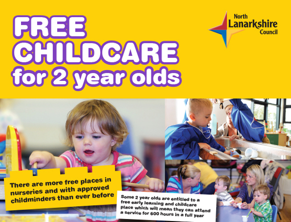 Free Childcare For 2 Year Olds
