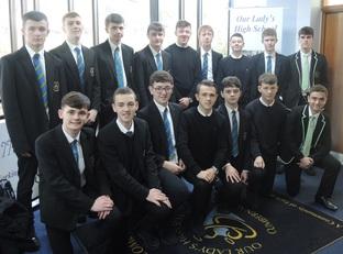S4 Football Team
