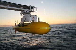 Marine Autonomous Systems deployment - Autosub6000