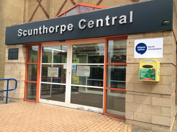 Scunthorpe Central