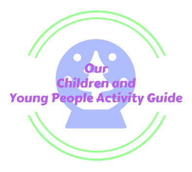 Children and Young People Activity Guide Christmas Snow Globe