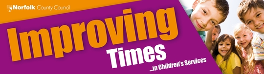 Improving Times banner