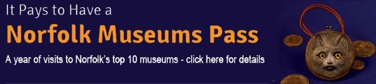 Norfolk Museums Pass