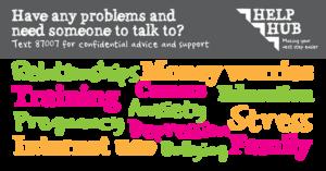 Hub text service