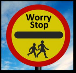 Worry Stop logo