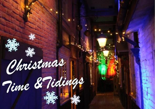 Christmas Time and Tidings