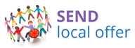 New SEND logo