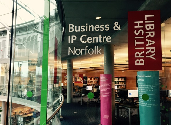 Business & IP Centre Norfolk