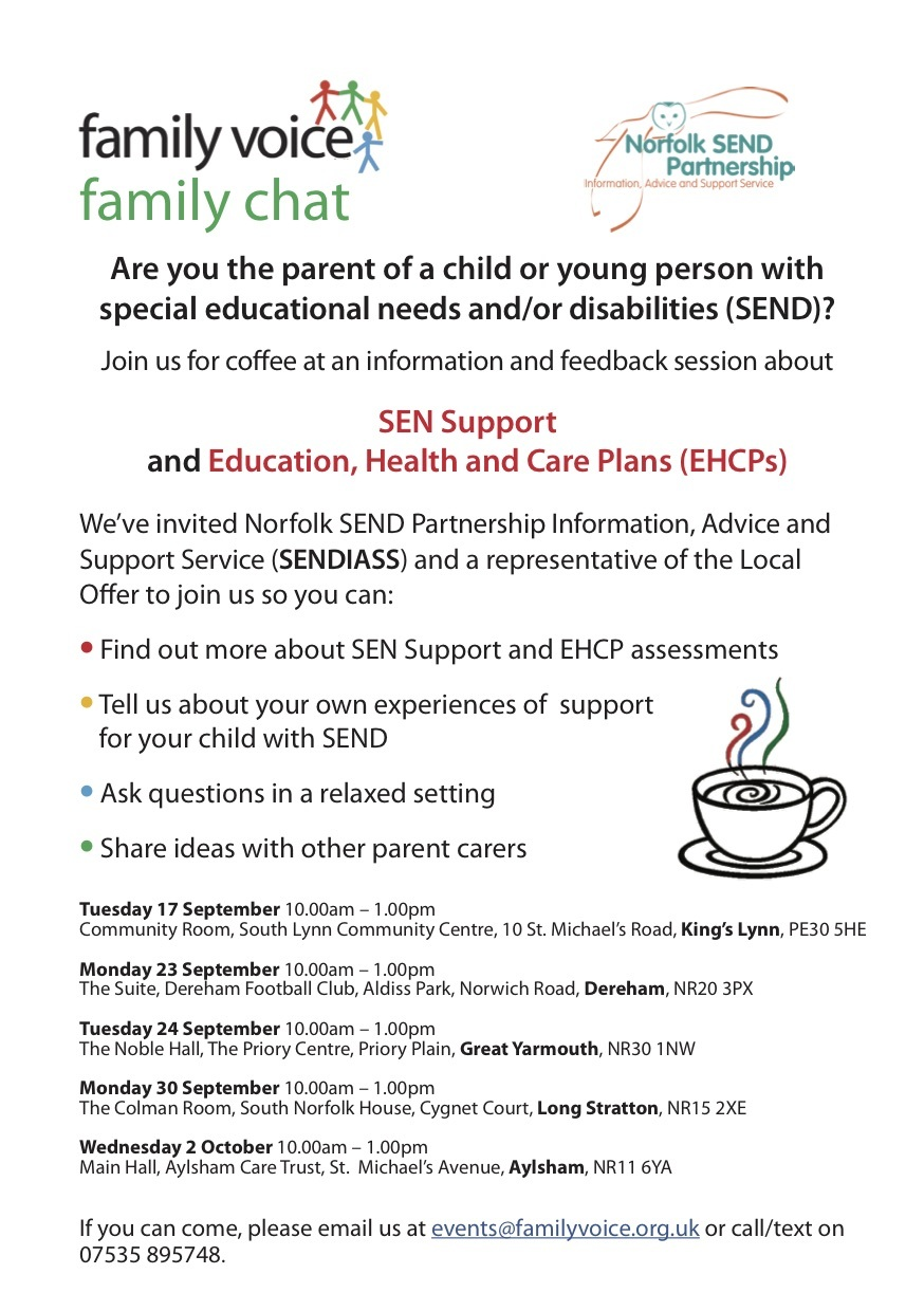 Family Voice Family Chat 2019