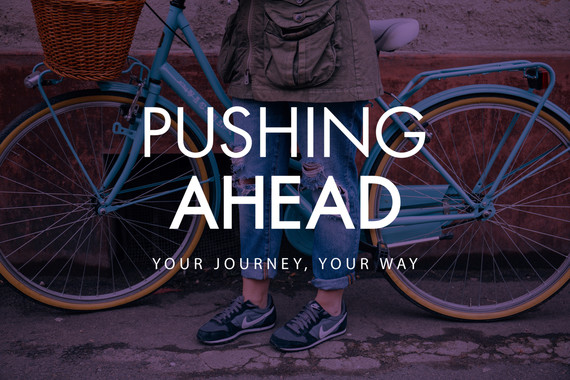 Pushing Ahead newsletter banner