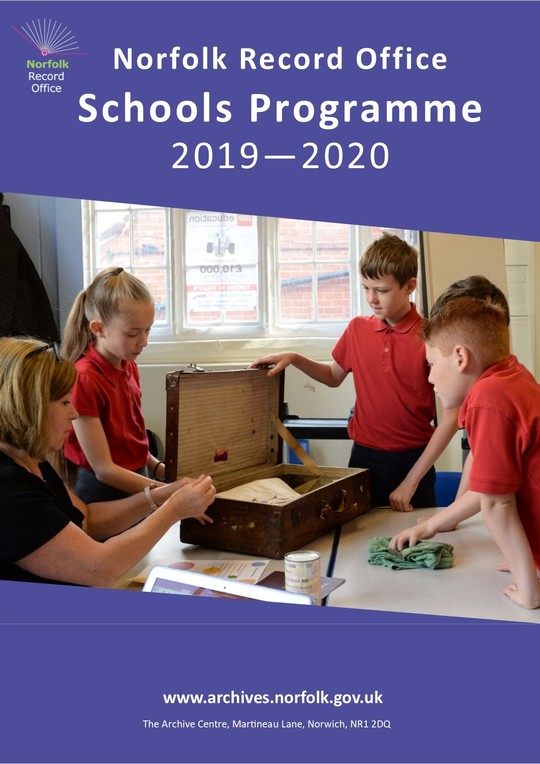 Schools Programme cover