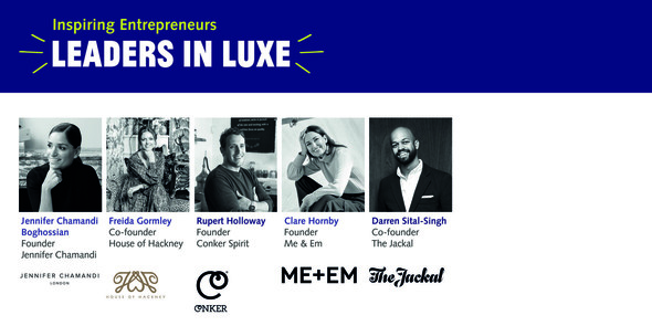 Inspiring Entrepreneurs: Leaders in Luxe