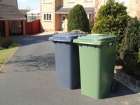 Bins and Recycling