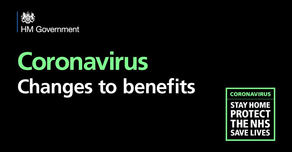 Coronavirus benefit changes