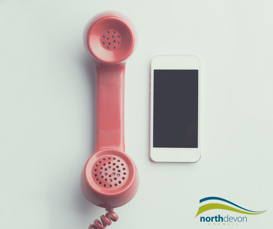 Landline and mobile telephone