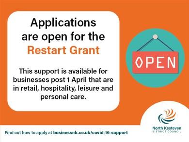 Restart grant
