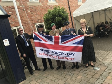 Armed forces day 2